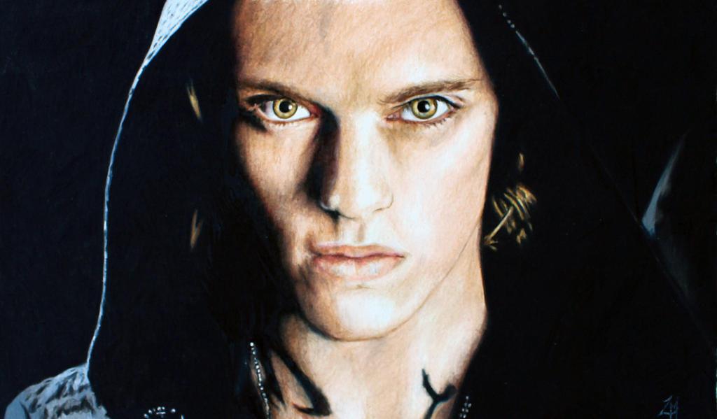 Jamie Campbell Bower Portrait by kowaigirl on DeviantArt