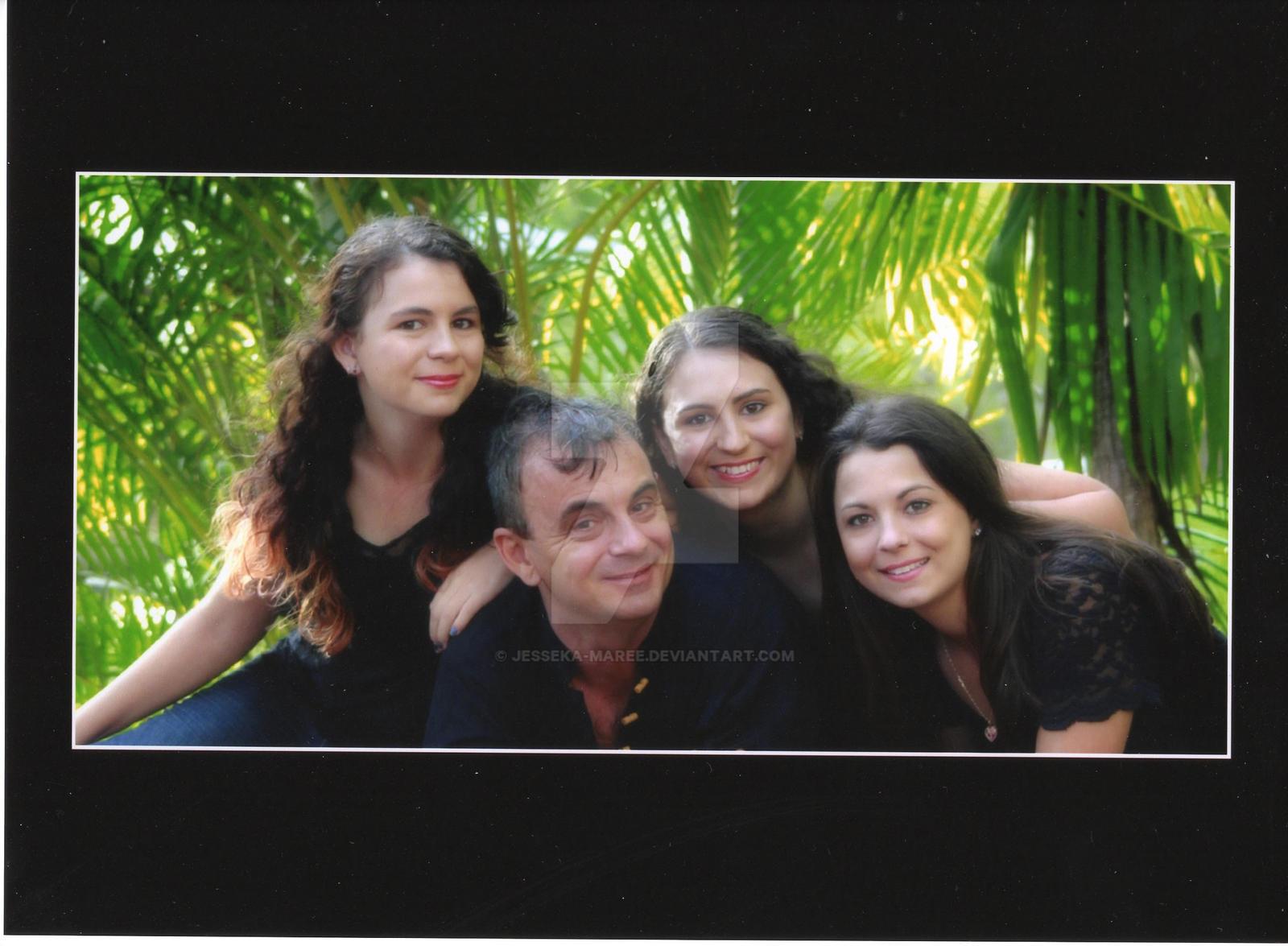My family by Jesseka-maree