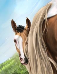 Reno (commission) by whitecrow-soul