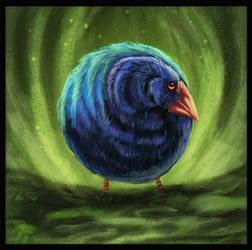 Bluebird by whitecrow-soul