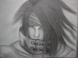 Vincent Valentine by BeforeUexit