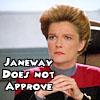 Janeway Does Not Approve by Vitallani