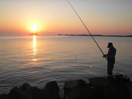 Fishing by honeysunshinetw