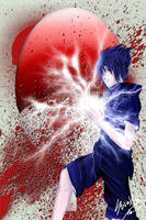 Sasuke Uchiha by TwinXion