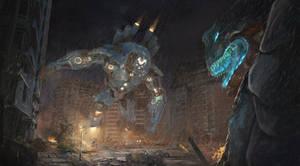 Jaeger - Blue Reaper