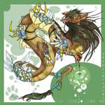 Dragon - ::The Hermes armor::