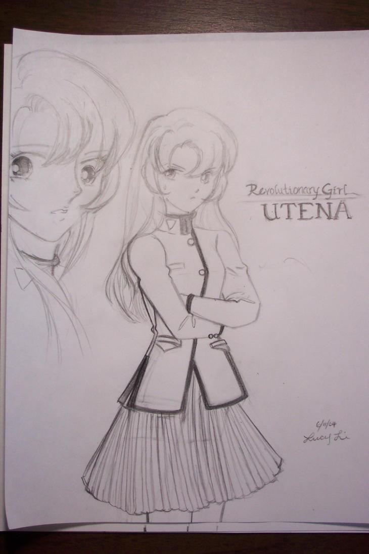 Revolution Girl: Utena by forgottenanime