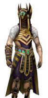 Anubis pose 02 colored