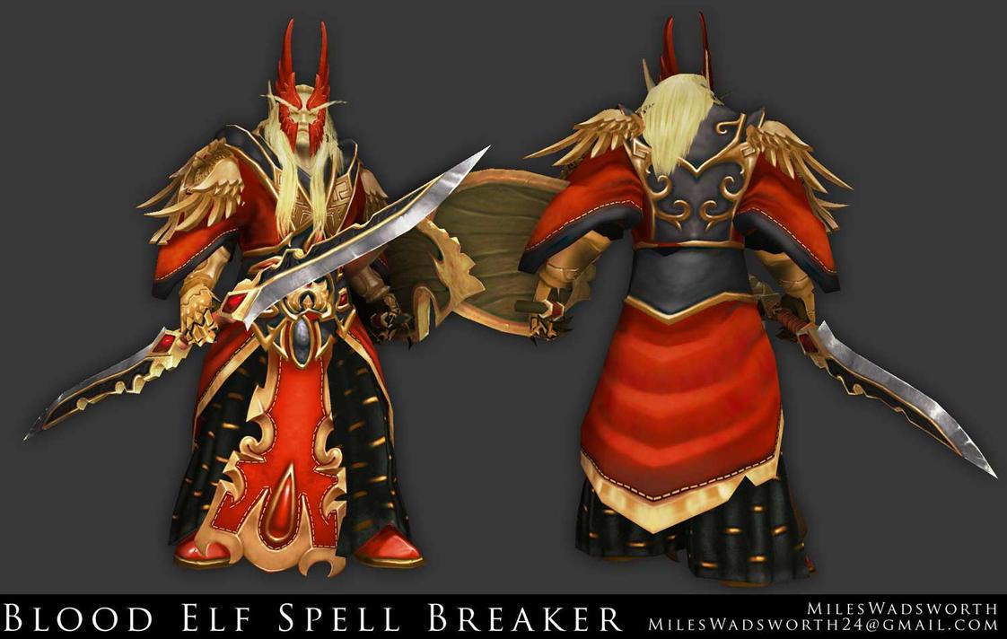 Spell-Breaker by 31883milesperhour