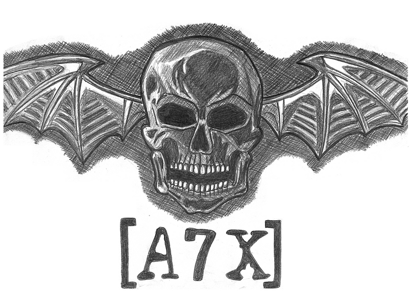A7x logo by syook
