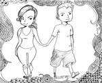 Hearts + Doodles