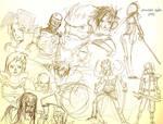 Last Sketch of 2010