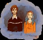 My Fav Movie Couples 3: Eternal Sunshine