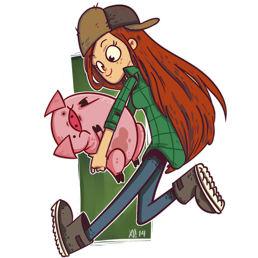 Wendy and Waddles