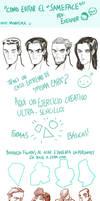 Como Evitar el Sameface tutorial (spanish)