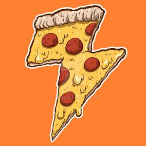 Thunder Cheesy Pizza