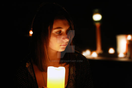 Candle Light 1