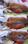 Morning Soles: At My (Dirty) Feet