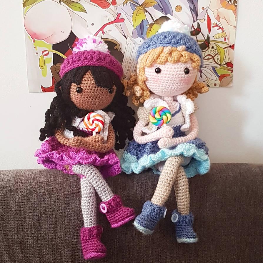 Lollipop Ladies by passionfyre