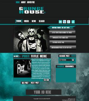 Grunge House Version 2