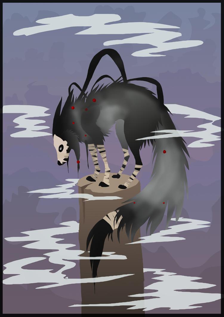 He will eat your dreams... by Kerwana