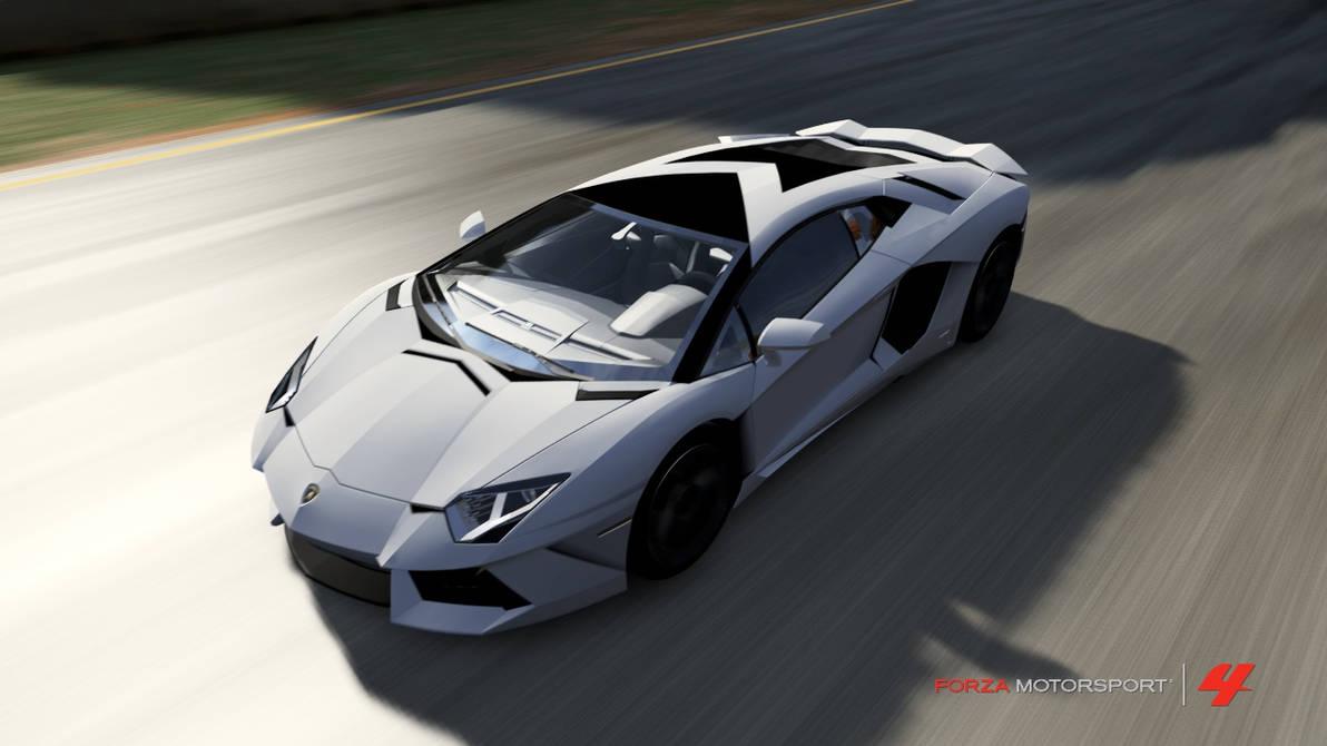 Lamborghini Aventador Concept By Neroredgrave On Deviantart
