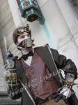 Halloween 2009 Steampunk