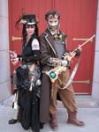 Halloween Steampunk 2010