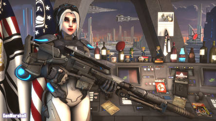 Ghost Agent Ysanne Ledoux