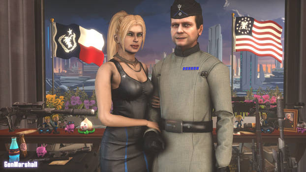 Nova Terra and Kaeden Marshall