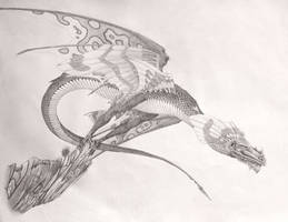 Dawn Dragon by Hareguizer