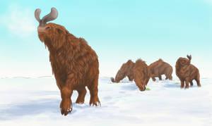 Arctic Brontothere