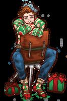 Christmas John by LenleG