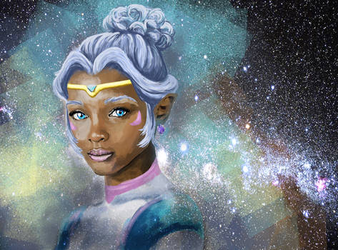 Allura: Space Princess