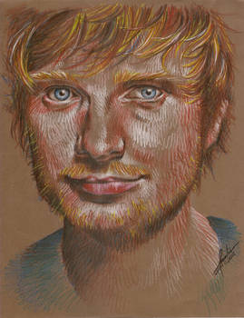 Art Commission BBP artist Collection: Ed sheeran