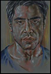 Art Commission BBP art: The Great Javier Bardem