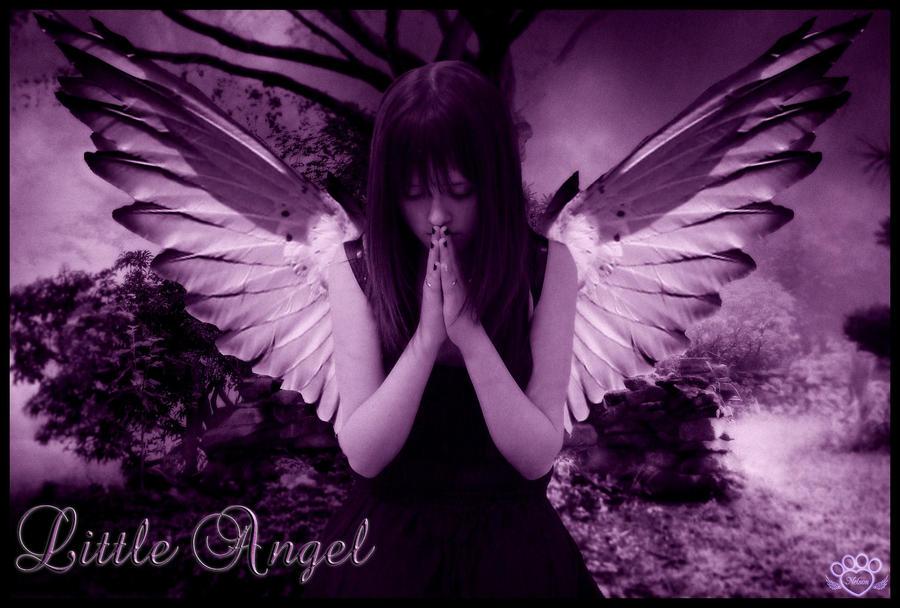 Little Angel by silentfuneral