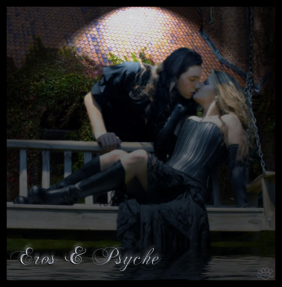 Eros and Psyche by silentfuneral on DeviantArt