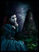 The Scarlet Garden by silentfuneral