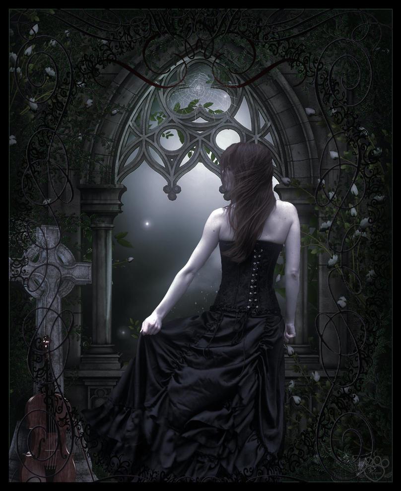 UN DESCANSO EN EL CAMINO - Página 34 The_black_goddess_rises_by_silentfuneral-d3anvhd