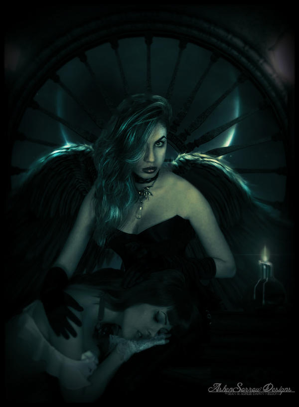 ShadowHaunt by silentfuneral