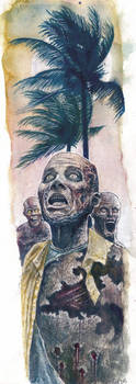 Zombies And Palmtrees