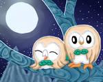 Moonlight by ShedragonArtist