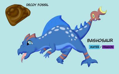 #021. Bashosaur