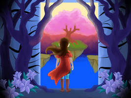 Dream by ShedragonArtist