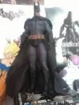 Papercraft - Batman - Arkham Asylum