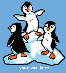 Trio Penguins