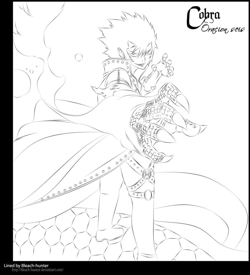 Cobra Oracion Seis Fairy Tail By Bleach-hunter On DeviantArt