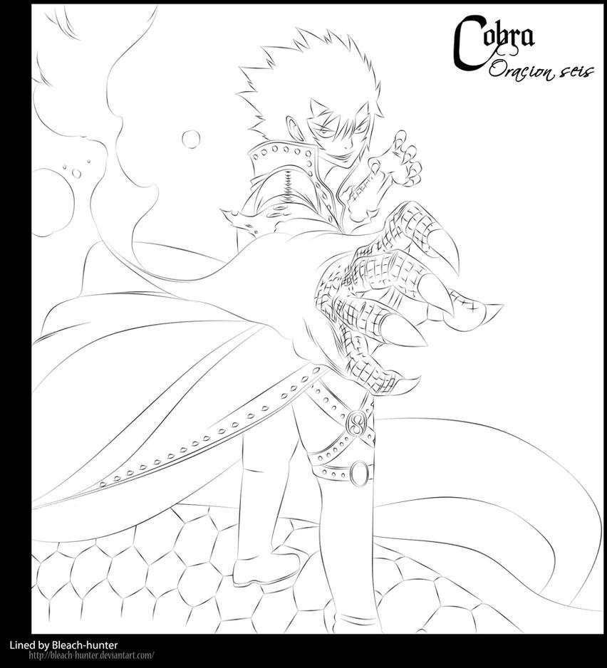 Cobra Manga 2010 Streaming: Cobra Oracion Seis Fairy Tail By Bleach-hunter On DeviantArt