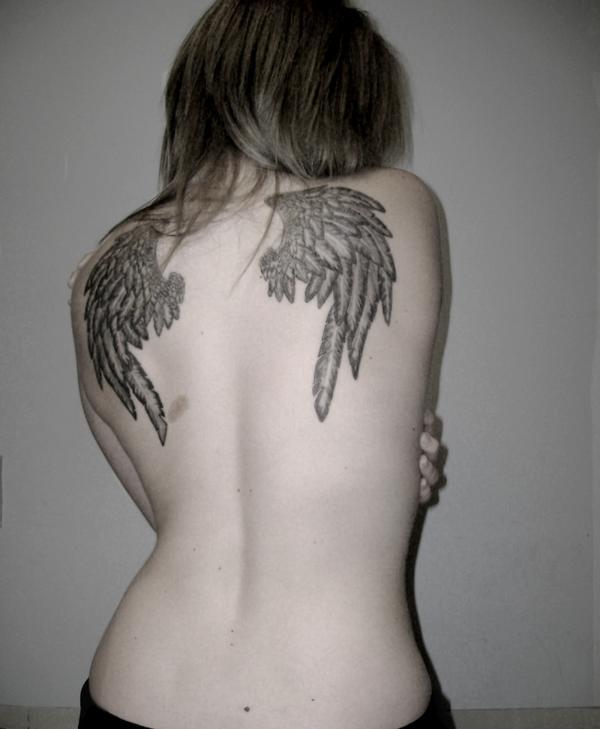 My 1st tattoo - shoulder tattoo